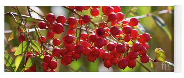Berry Nice Yoga Mat