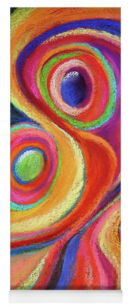 Between Mother And Child Yoga Mat