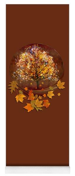 Starry Tree Yoga Mat