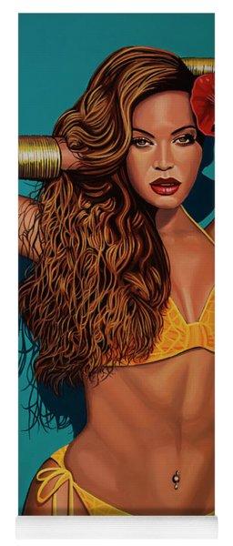 Beyonce 2 Yoga Mat