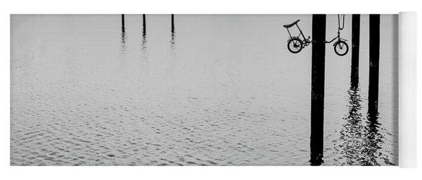 Bicycle Yoga Mat