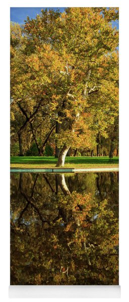 Bidwell Park Reflections Yoga Mat