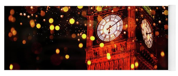 Big Ben Aglow Yoga Mat