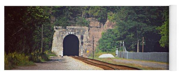 Big Bend Tunnel  Yoga Mat