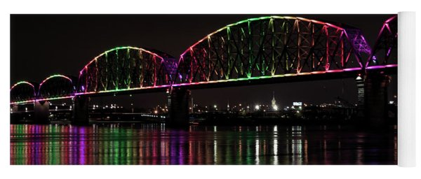 Big Four Bridge 2201 Yoga Mat