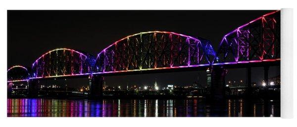Big Four Bridge 2214 Yoga Mat