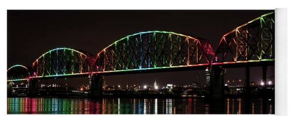 Big Four Bridge 2215 Yoga Mat