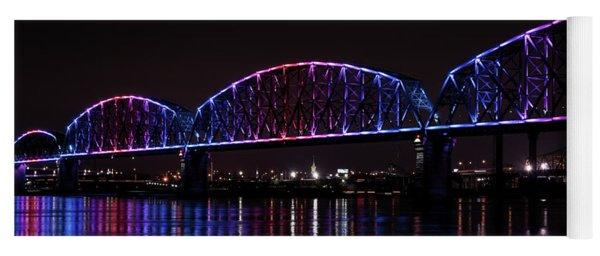 Big Four Bridge 2217 Yoga Mat