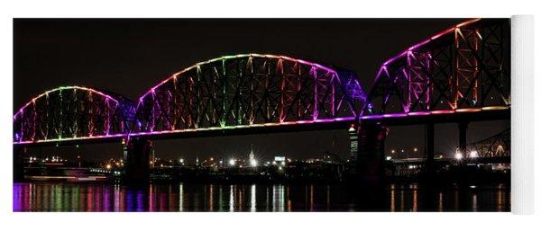 Big Four Bridge 2219 Yoga Mat