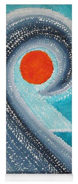Big Kahuna Original Painting Yoga Mat