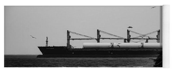 Big Ship Yoga Mat