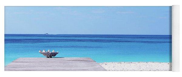 Bimini Beach Club Yoga Mat
