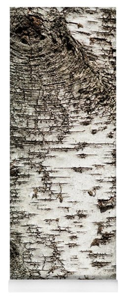 Birch Tree Bark Yoga Mat