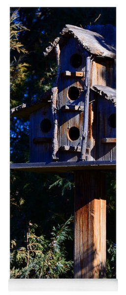 Bird Condos Yoga Mat
