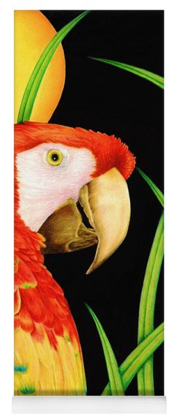 Bird In Paradise Yoga Mat