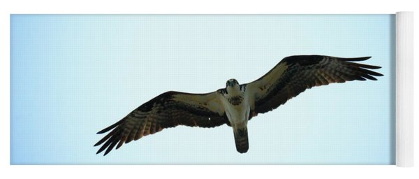 Bird Of Prey Yoga Mat