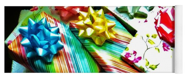 Birthday Presents Yoga Mat