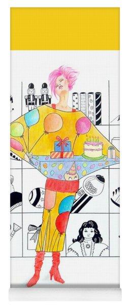 Birthday Suit Yoga Mat