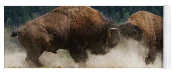 Bison Duel Yoga Mat