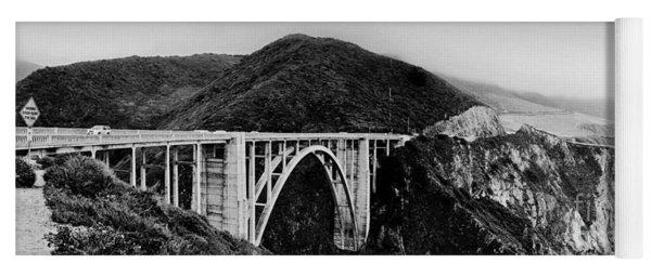 Bixby Bridge - Big Sur - California Yoga Mat