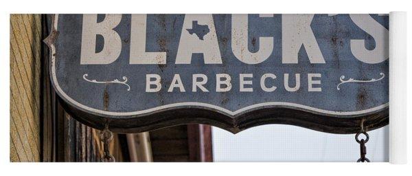 Blacks Barbecue #1 Yoga Mat