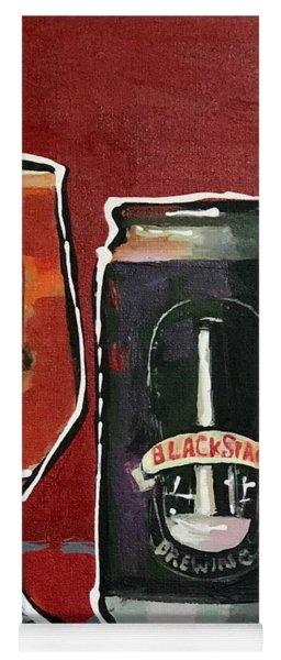 Blackstack Yoga Mat