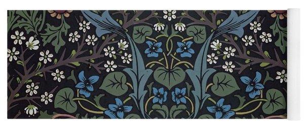 Blackthorn Wallpaper Design Yoga Mat