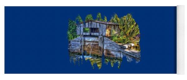 Blakes Pond House Yoga Mat