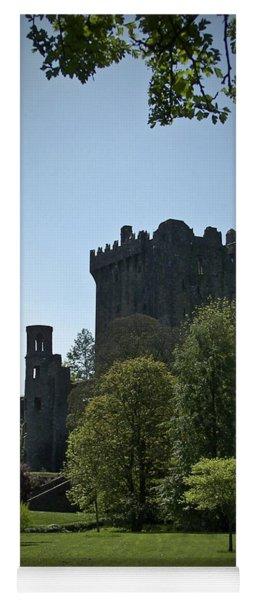 Blarney Castle Ireland Yoga Mat