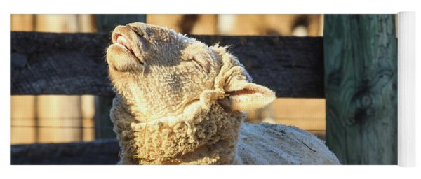 Bleating Sheep Yoga Mat