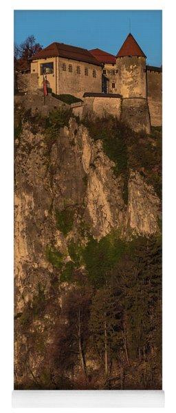 Bled Castle Mountain Yoga Mat