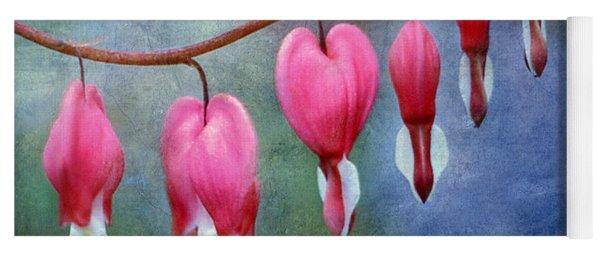 Bleeding Heart 2 Yoga Mat