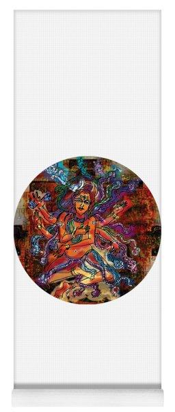 Blessing Shiva Yoga Mat