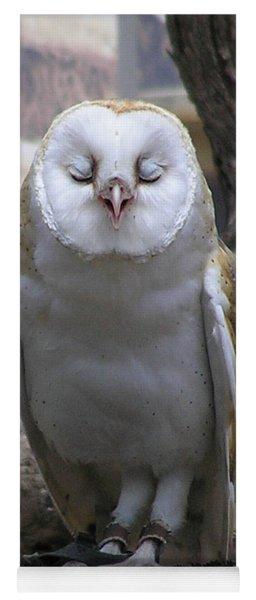 Blinking Owl Yoga Mat