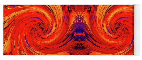 Blodger Abstract Yoga Mat