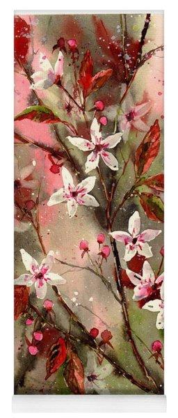 Blooming Magical Gardens Yoga Mat