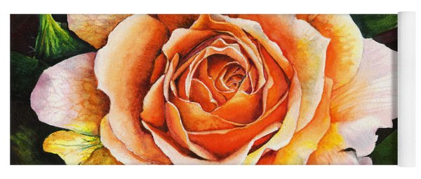 Blooming Marvellous Yoga Mat