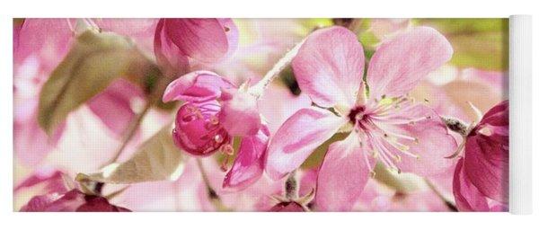 Blossom Beauty Yoga Mat