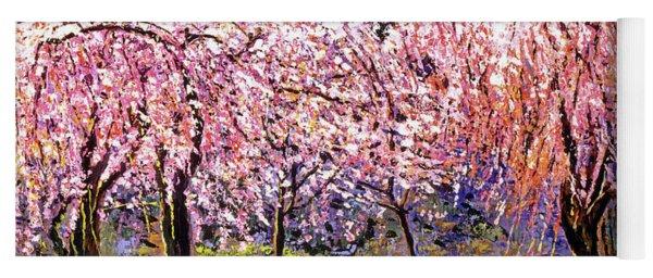 Blossom Fantasy Yoga Mat