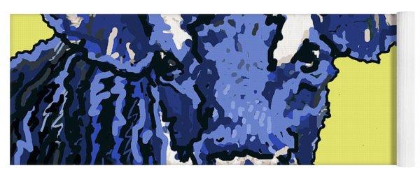 Blue Cow Yoga Mat