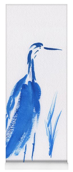 Blue Crane Yoga Mat