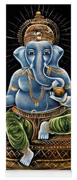Shri Ganesha Yoga Mat