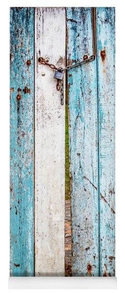 Blue Gate Yoga Mat