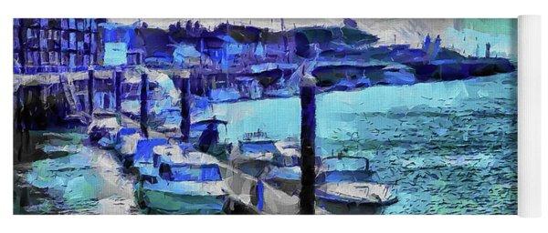 Blue Harbour Yoga Mat