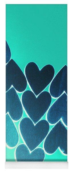 Blue Heart Collective Yoga Mat