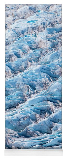 Blue Ice Yoga Mat
