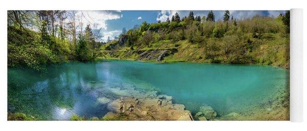 Blue Lake Yoga Mat