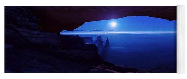 Blue Mesa Arch Yoga Mat
