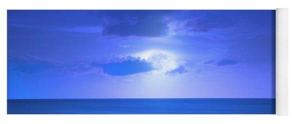 Blue Moon Yoga Mat