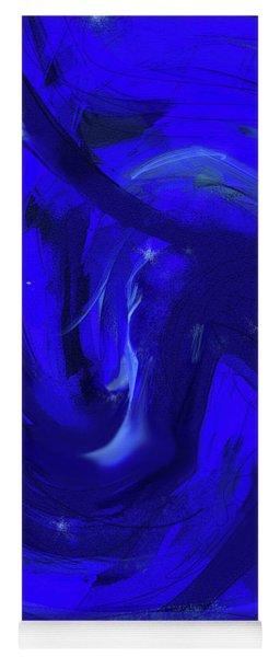 Blue Night 2 Yoga Mat